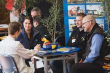 Job-seekers and students have a unique opportunity to connect with potential employers at a speed-dating style event, 'SpeedMeet' on Wednesday 26 October in Auckland.