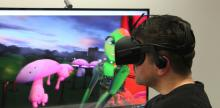 Virtual and augmented reality innovators join forces
