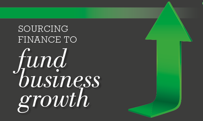 Sourcing finance to fund business growth