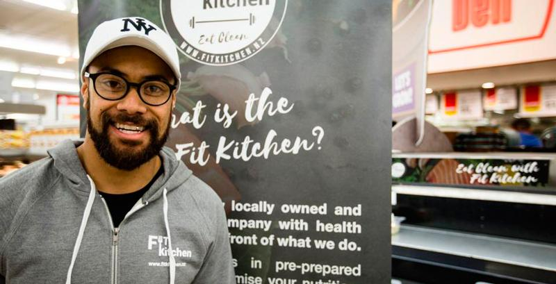 """Dunedin-based company Fitkitchen is offering shoppers at Wakatipu New World a range of delicious, healthy and clean meals """"to go""""."""