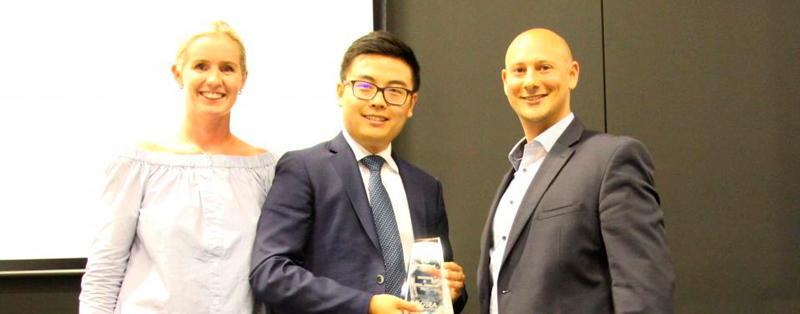 Young entrepreneurs storm Global Student Awards